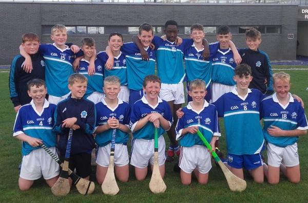 1st Year Hurling