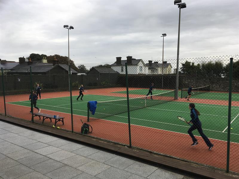 Cardio Tennis 1