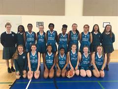 Under 19 Girl's Basketball Team
