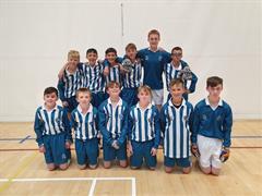FAI First Year Futsal