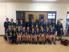 First Year Ladies Gaelic Football
