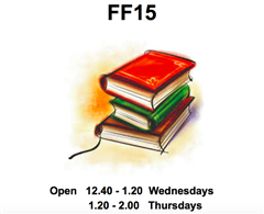 School Library Opening Hours