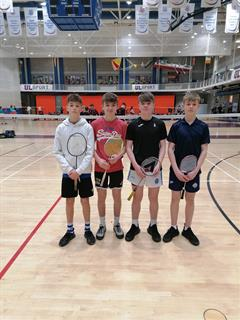 Munster Badminton Championships