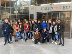 Geneva Trip - Youth Ambassadors