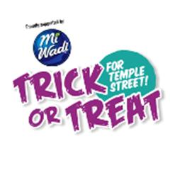 Trick or Treat for Temple Street Video