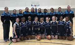 Under 19 Girls Basketball