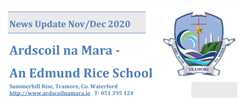 November - December Newsletter