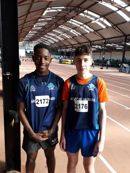 Munster Indoor Athletic Championships