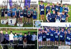 All Ireland Schools Cross Country Bronze