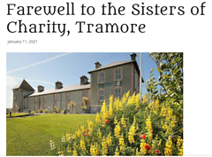 Farewell To The Sisters of Charity, Tramore.